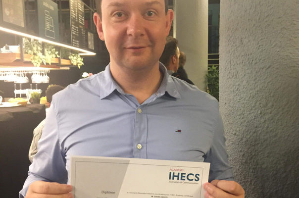 Executive Master en Communication Digitale - IHECS