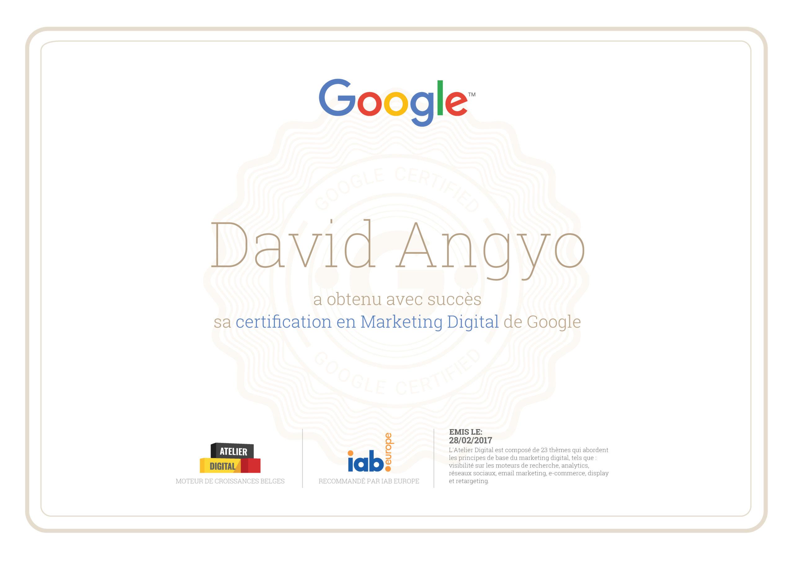 Google Atelier Digital